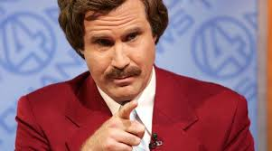 Ron Burgundy at McMaster Univesity?