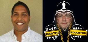 EM Swami and Darth Educator