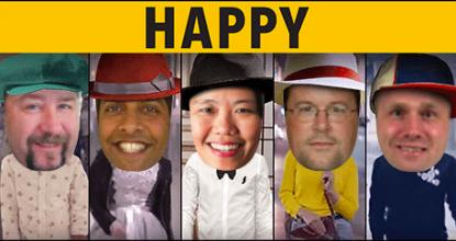 SGEM Xtra: Happy