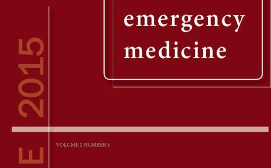 Journal of Rural Emergency Medicine: Issue#2