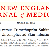 SGEM#131: Gimme Some Antibiotics for Uncomplicated Skin Infections