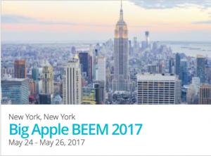 BEEM NYC 2017