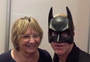 Judy and #BatDoc