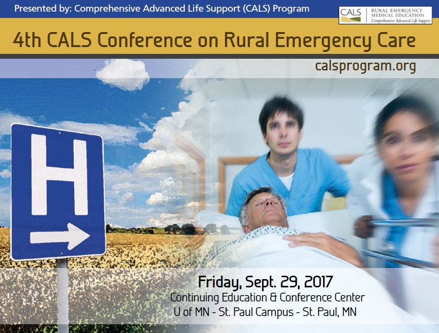 SGEM Xtra: CALS Conference on Rural Emergency Care