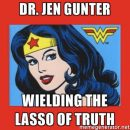 SGEM Xtra: Dr. Jennifer Gunter – Super Hero of Science