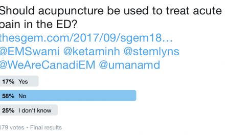 SGEM Twitter Poll #187