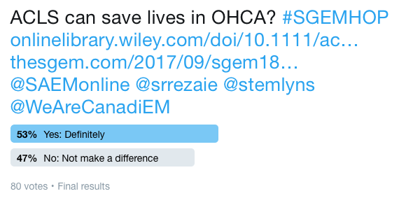 SGEM Twitter Poll #189