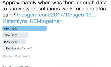 SGEM Twitter Poll #193