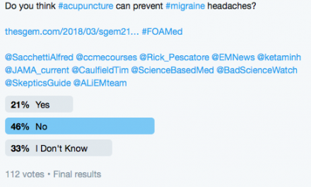 SGEM Twitter Poll #211