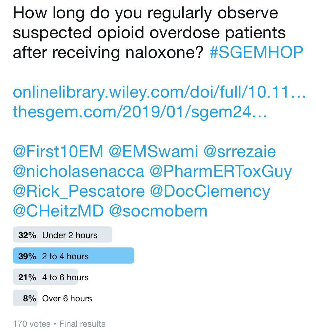 SGEM Twitter Poll #241