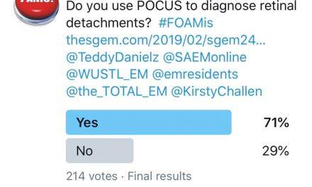 SGEM Twitter Poll #245