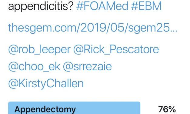 SGEM Twitter Poll #256