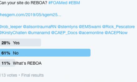 SGEM Twitter Poll #258