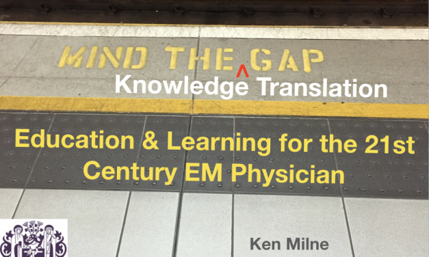 SGEM Xtra: Mind the Knowledge Translation Gap