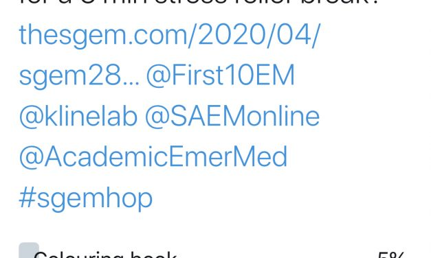 SGEM Twitter Poll #289