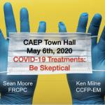 SGEM Xtra: COVID19 Treatments – Be Skeptical