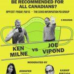 SGEM Xtra: Masks4All in Canada Debate