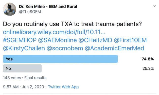 SGEM Twitter Poll #293