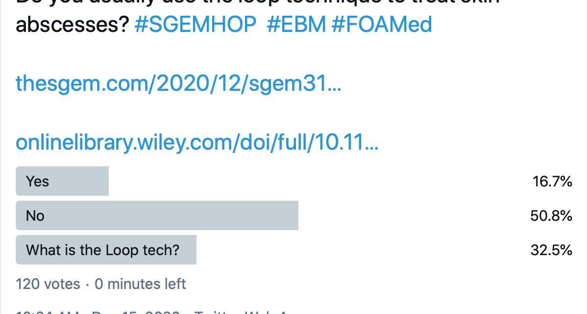 SGEM Twitter Poll #311
